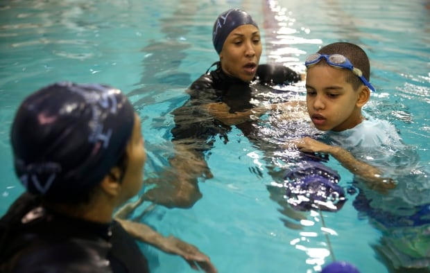 Parenting Swimming and Autism